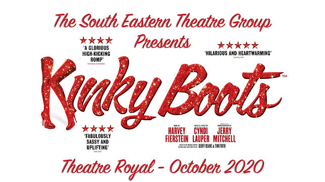 South Eastern Theatre Group presents KINKY BOOTS