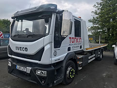Tonkin Iveco Slidebed