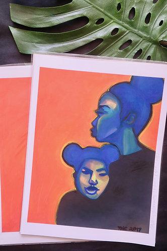 """Mama Bear"" Limited Edition Print"