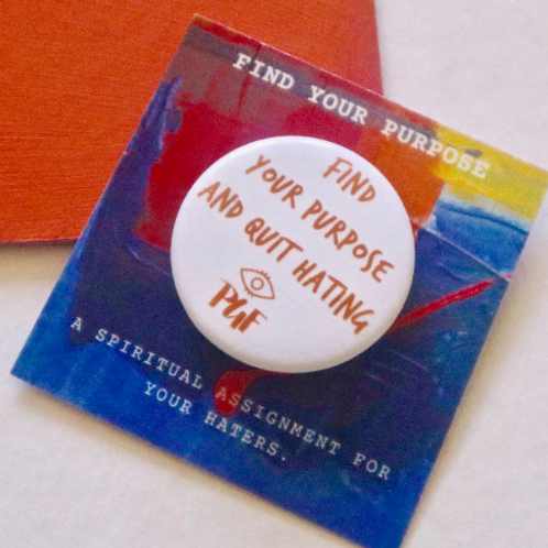 Find Your Purpose Pin