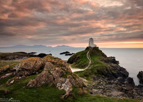 Llanddwyn Island Sunset
