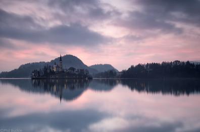 Lake Bled Dawn