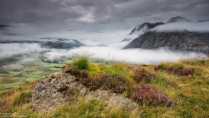 Misty Mickelden Valley