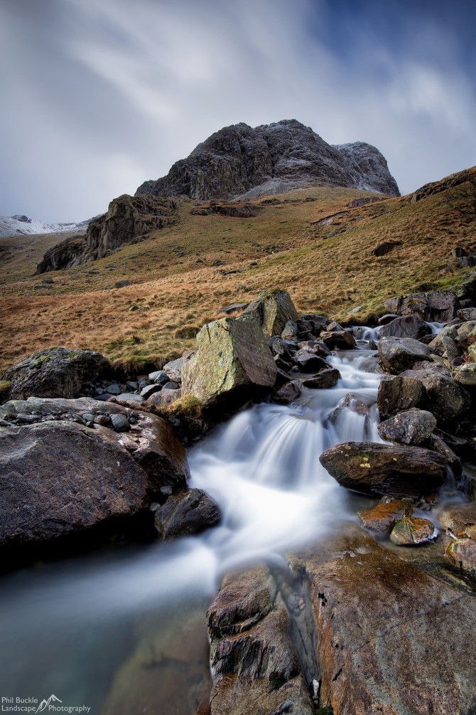 Creating a New Snapp Guides Location - Deepdale Beck & Waterfalls
