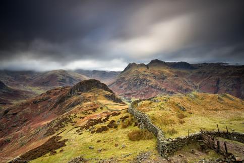Lingmoor Fell Wall