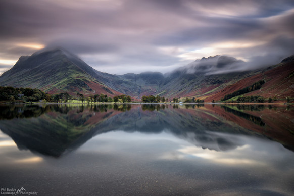 Time passes at Buttermere