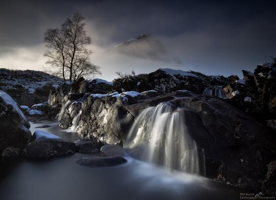 Buachaille Falls
