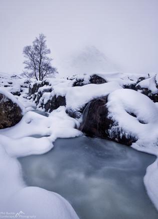 The Buachaille Falls