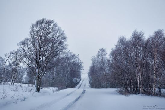 Glen Etive Road