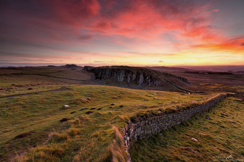 Steel Rigg Sunrise