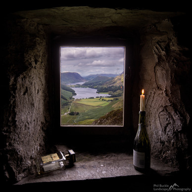 Warnscale Bothy View