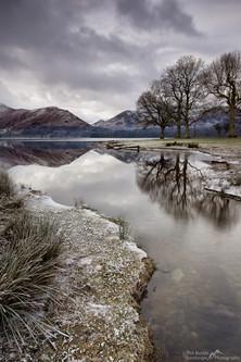 Derwent Water Winter