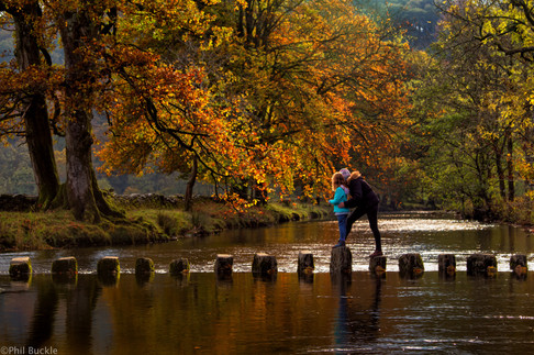 Rydal Stepping Stones
