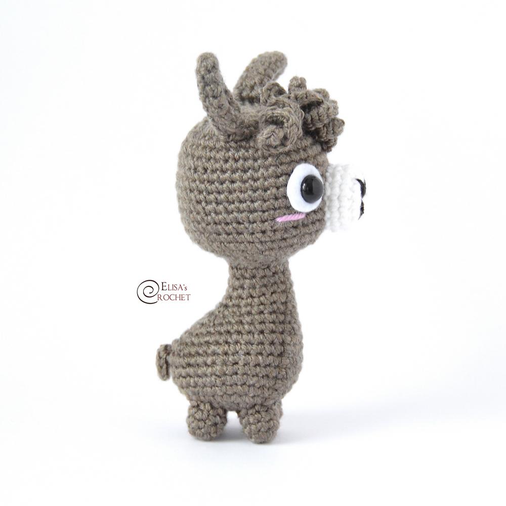 Alpaca Amigurumi Free Crochet Pattern   1000x1000