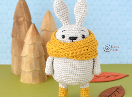 Coco the Rabbit Free Crochet Pattern