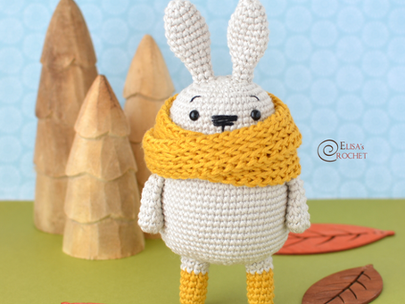 Coco the Rabbit Free Crochet Pattern