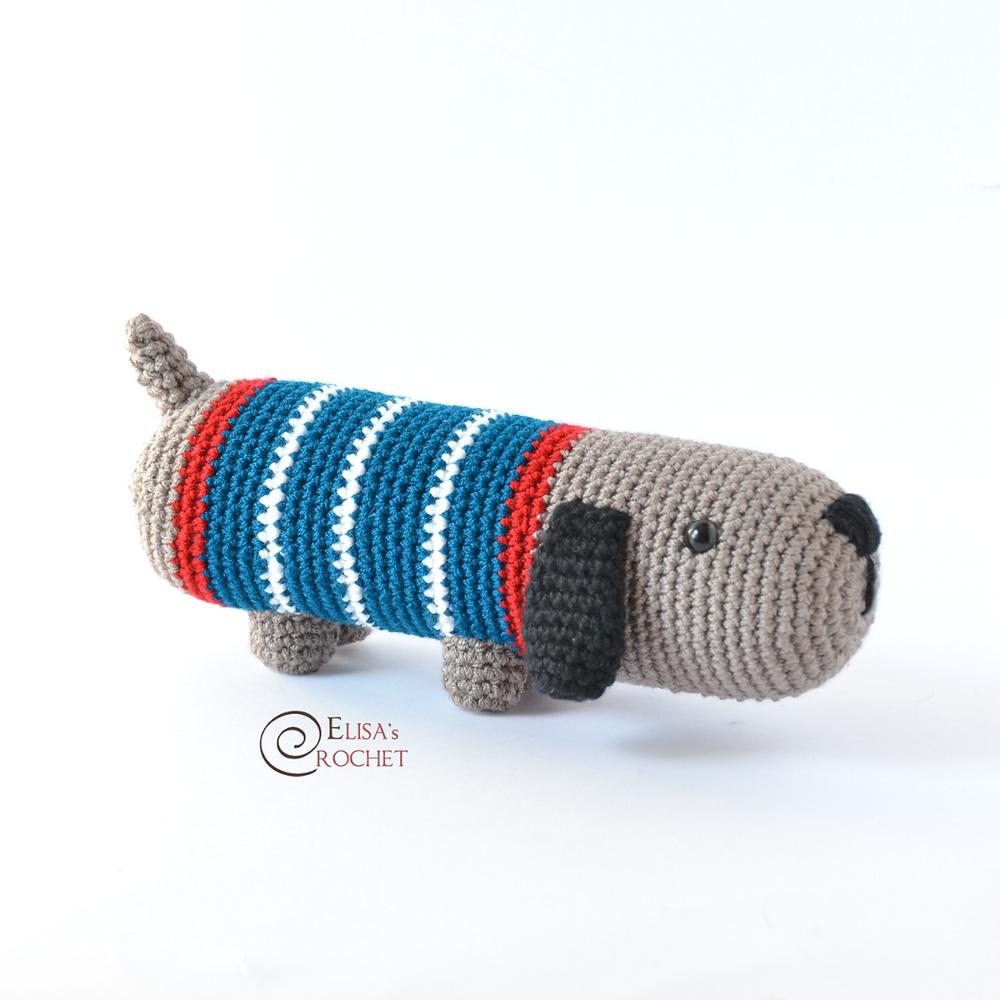 Ravelry: Cube Puppy Dog pattern by Crafty Bunny Bun | 1000x1000