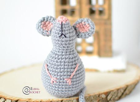 Little Mouse Free Crochet Pattern