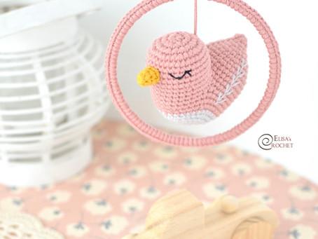 Little Birdie Crochet Pattern