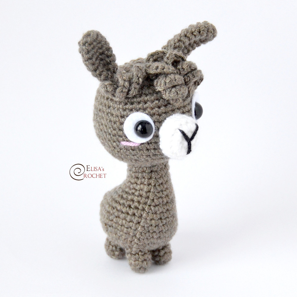 Adorable Crochet Llamas | 1000x1000