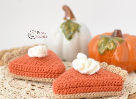 Pumpkin Pie Free Crochet Pattern
