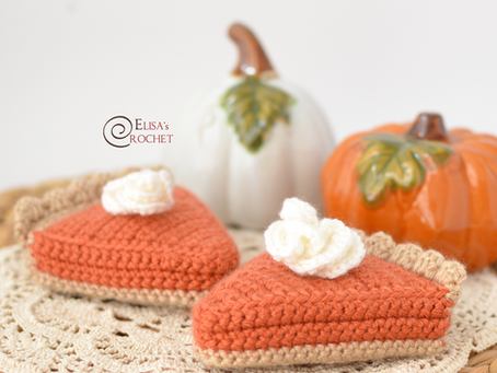 Pumpkin Pie Free Crochet Pattern