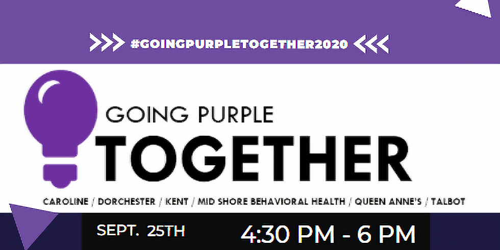 Going Purple Together 2020