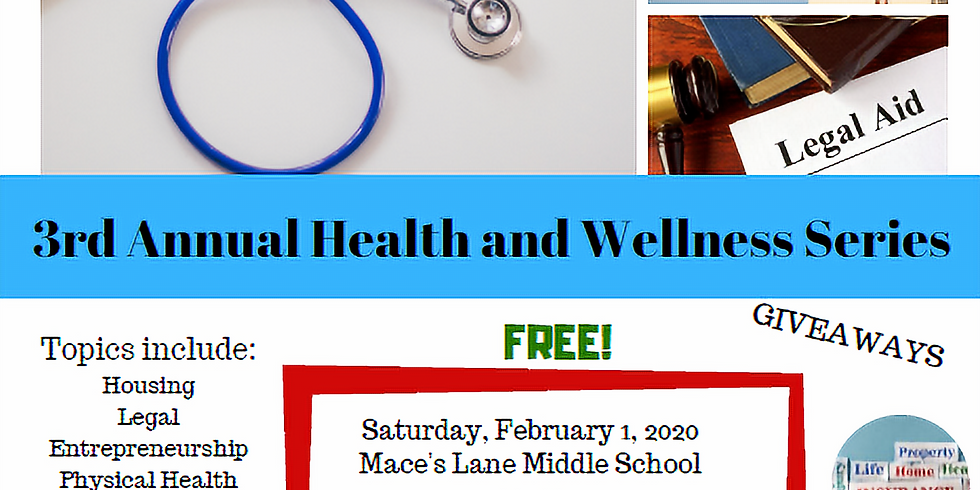 3rd Annual Health and Wellness Series