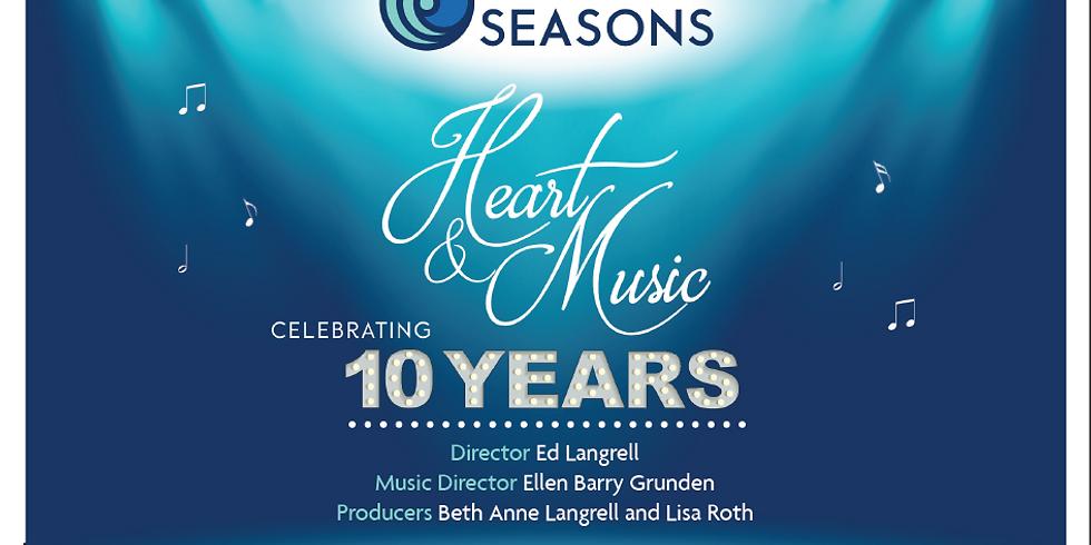 Heart & Music: Celebrating 10 Years