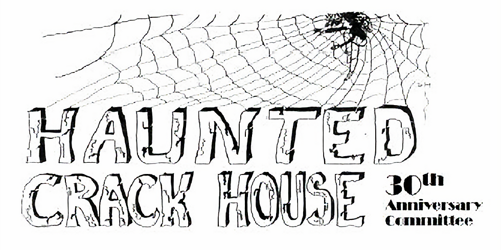 Haunted Crack House 30th Anniversary Committee