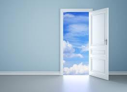 The Door Is Open!