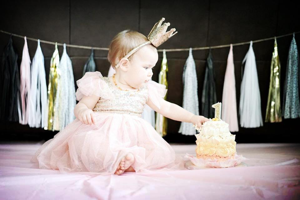Smash Cake Lightning Cupcakes and Cakes