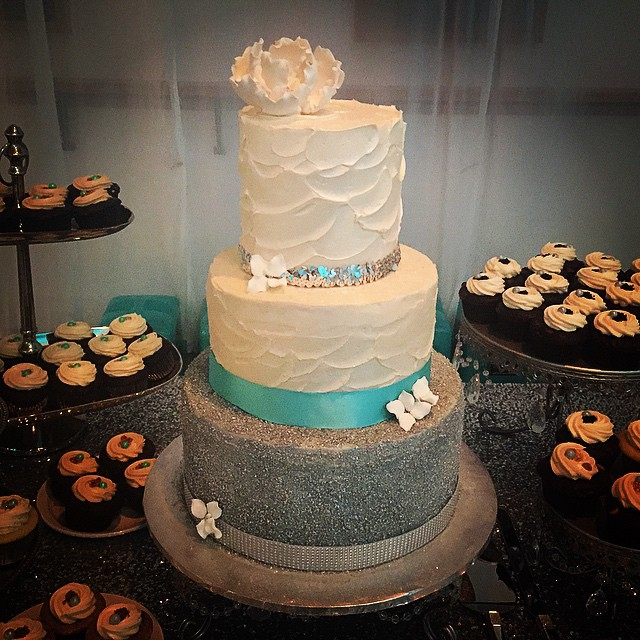 Delicious Portland Wedding Cakes Lightning Cupcakes
