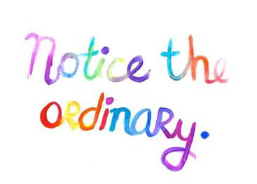 NOTICE THE ORDINARY