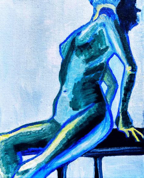THE BLUE LADY (II)