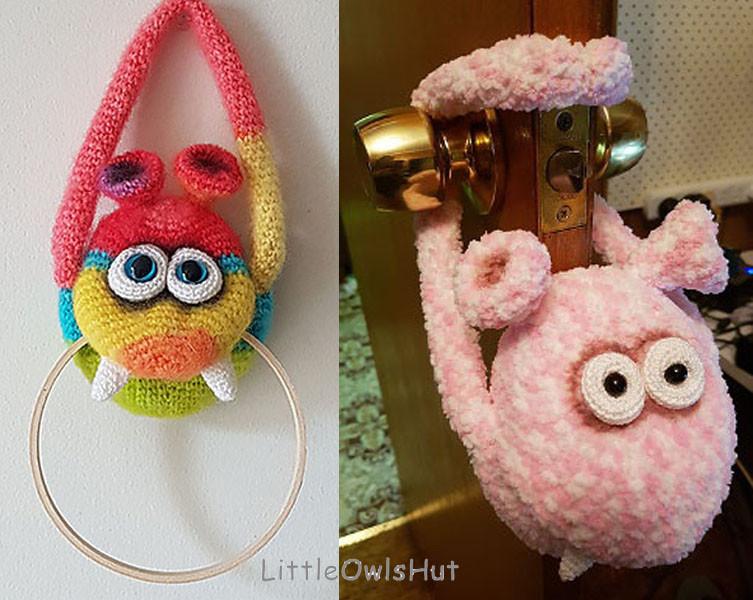Useful monsters by Borisenko LittleOwlsHut