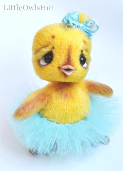 Little Chicken by Ogol (LittleOwlsHut)