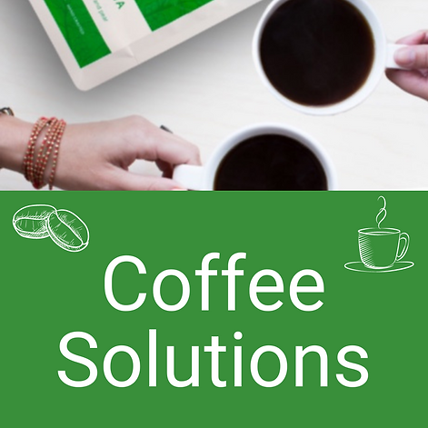 Coffee Solutions for All Your Business N