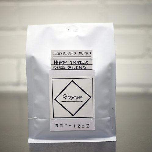 Happy Trails Blend