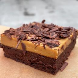 Dulce De Leche Brownie (Gluten Free)