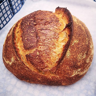 Handsome bread this morning....jpg
