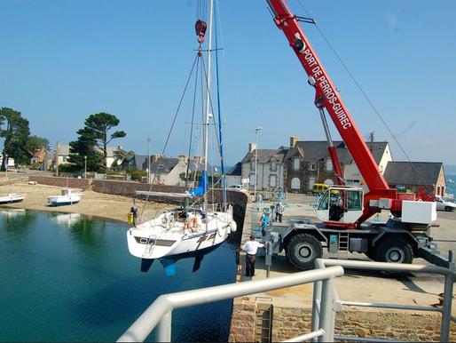 Entretenir son bateau a Perros-Guirec