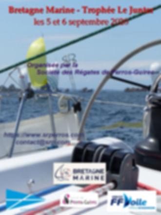Bretagne Marine Le Junter 2020 affiche.j