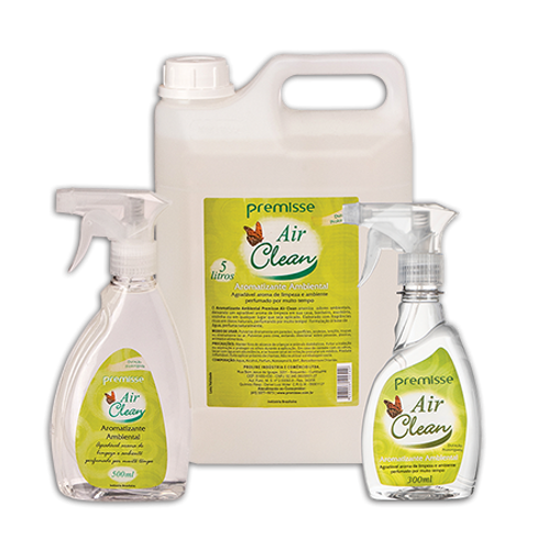 Aromatizante - Air Clean