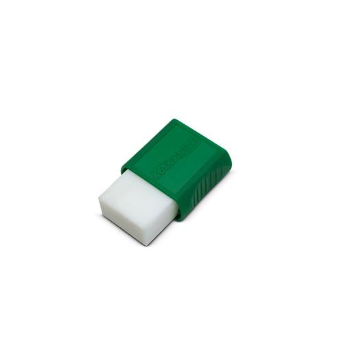 Borracha Plástica Branca Maxprint com capa
