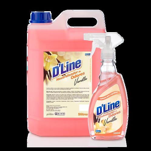 Neutralizador de Odores - Vanilla