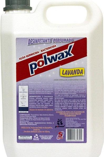 Desinfetante Perfumado - Polwax