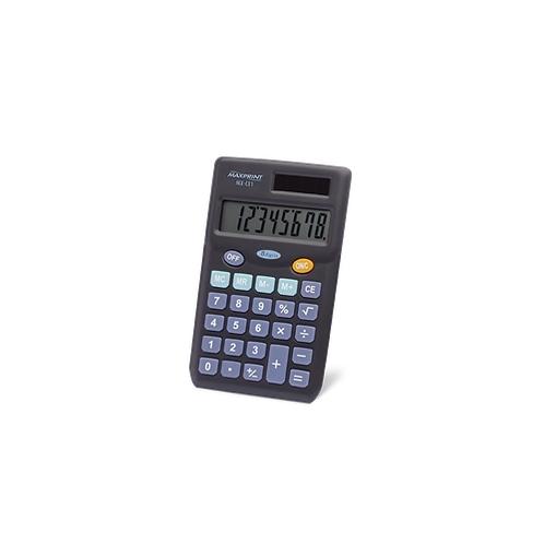 Calculadora de Bolso Maxprint - MX-C81 - Azul Marinho