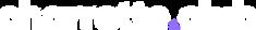 Logo Charette club blanc