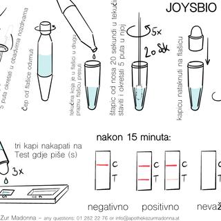 Joysbio HR / SR